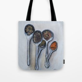 Spoons & Spices Tote Bag