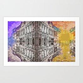 Europa Art Print
