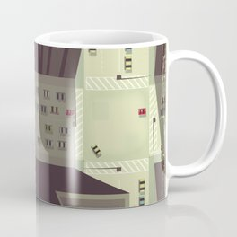 Manhattan New York City Coffee Mug