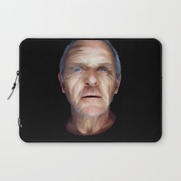 Anthony Hopkins Laptop Sleeve