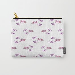 Colored Nature Patten Design Carry-All Pouch