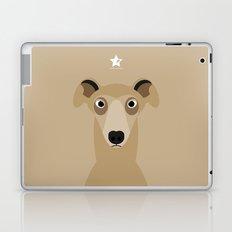 Greyhound (Galgo Ingles) Laptop & iPad Skin