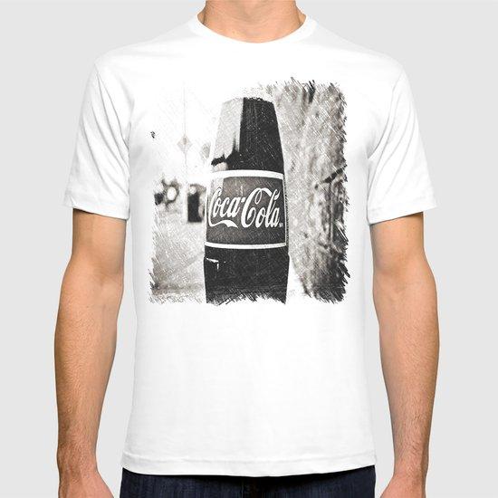 Coca-Cola closer T-shirt