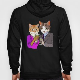 Kitty Cocktails Hoody
