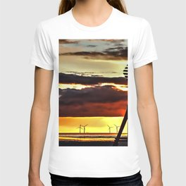 Sun going down T-shirt