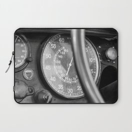 Vintage Car 3 Laptop Sleeve