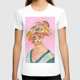 Mushroom Head T-shirt