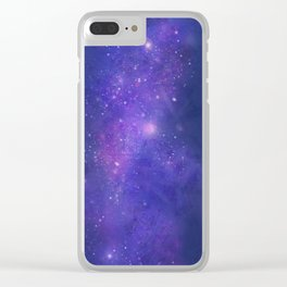 Guardian Cats Clear iPhone Case
