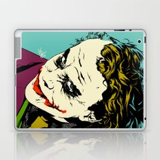 Joker So Serious Laptop & iPad Skin