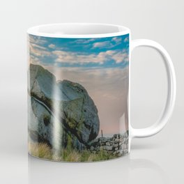 Sunset by Hitching Stone Coffee Mug