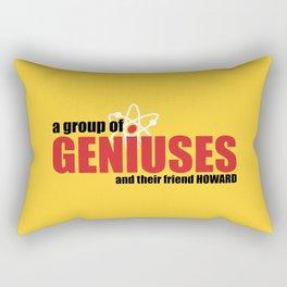 You're in My Spot Rectangular Pillow