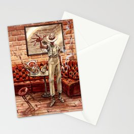 Hurry Home Stationery Cards