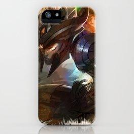 League of Legends KALISTA iPhone Case