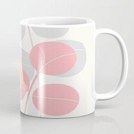 Pastel Leaves   #Society6 #decor #buyart Coffee Mug