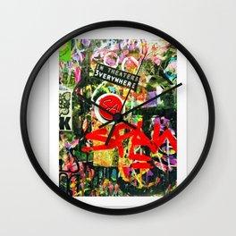 Brag Wall Clock