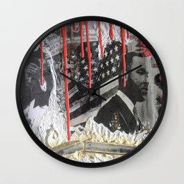 I HAVE A DREAM by Elena Raimondi  Wall Clock