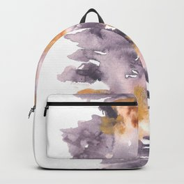 Soft Texture Watercolor | [Grief] Engulfed Backpack