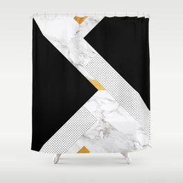 Classical Glorify Shower Curtain