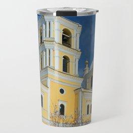 Transfiguration Cathedral Travel Mug