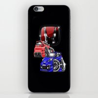 honda iPhone & iPod Skins featuring Honda world  by Xr1s