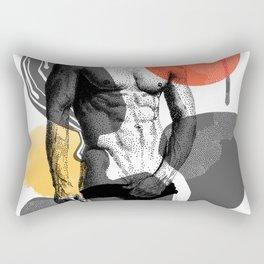 NEWdDOOD - A NOODDOOD Remix - 1  Rectangular Pillow