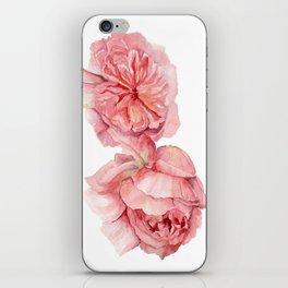 English Rose iPhone Skin