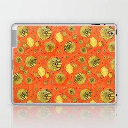 Lemons Pattern! Laptop & iPad Skin