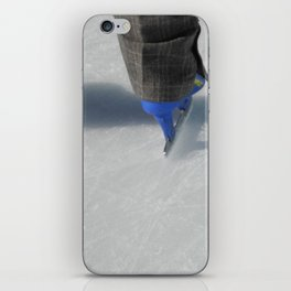 On Ice iPhone Skin