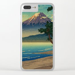 Shinehi at the Magic Hour Clear iPhone Case