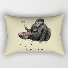 Grilla Rectangular Pillow