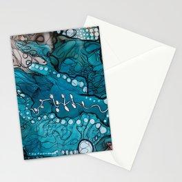 Jupiter Lineage Ink Botanical Stationery Cards