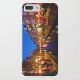 Red Lights iPhone Case