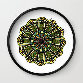 Check me out Wall Clock