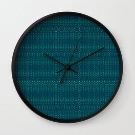 Pattern Design #001 Wall Clock