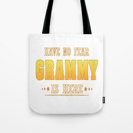 GRAMMY is Here Tote Bag