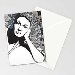 Frances Farmer Stationery Cards