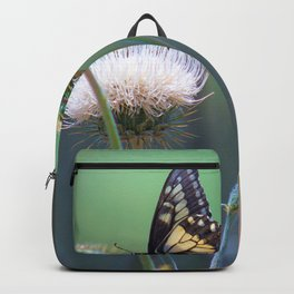 Butterfly Thistle Backpack