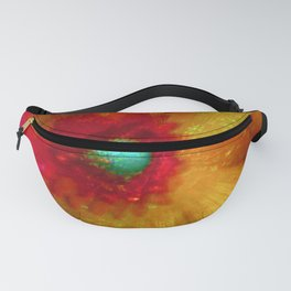 Abstract Sparkle Fanny Pack