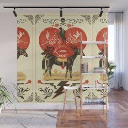 GOTHIC COWBOY Wall Mural