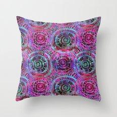 Amelie {Pattern 2B} Throw Pillow