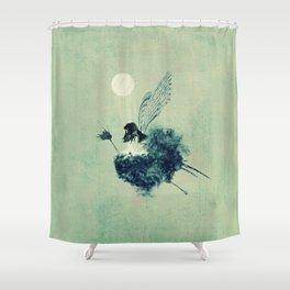 Fairy Calypso Shower Curtain