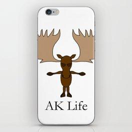 AK Life Moose iPhone Skin
