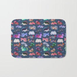 Nudibranch Bath Mat