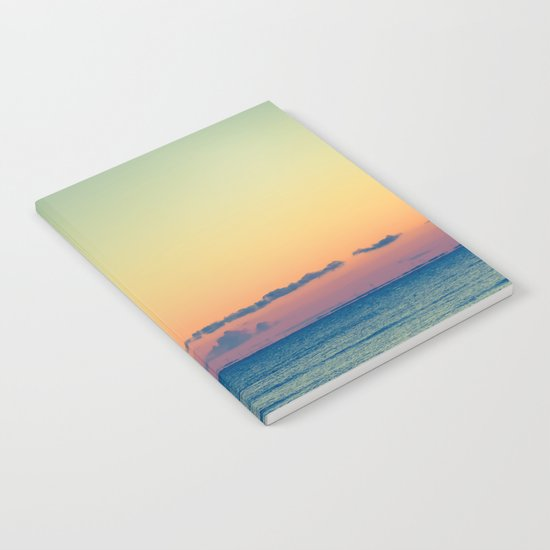Soothe The Burn Notebook