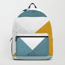 Modern Geometric 18 Backpack