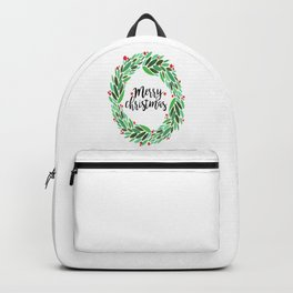 Merry Christmas Day Backpack