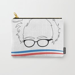 Bernie Sanders Hindsight Is 2020 Head Carry-All Pouch