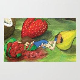 Raya's Fruit Coma Rug