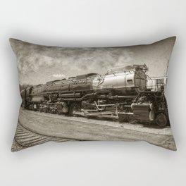 Big Boy Power Rectangular Pillow