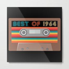 Best of  1964 Metal Print